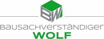 logo wolf bausachverstaendiger kleiner